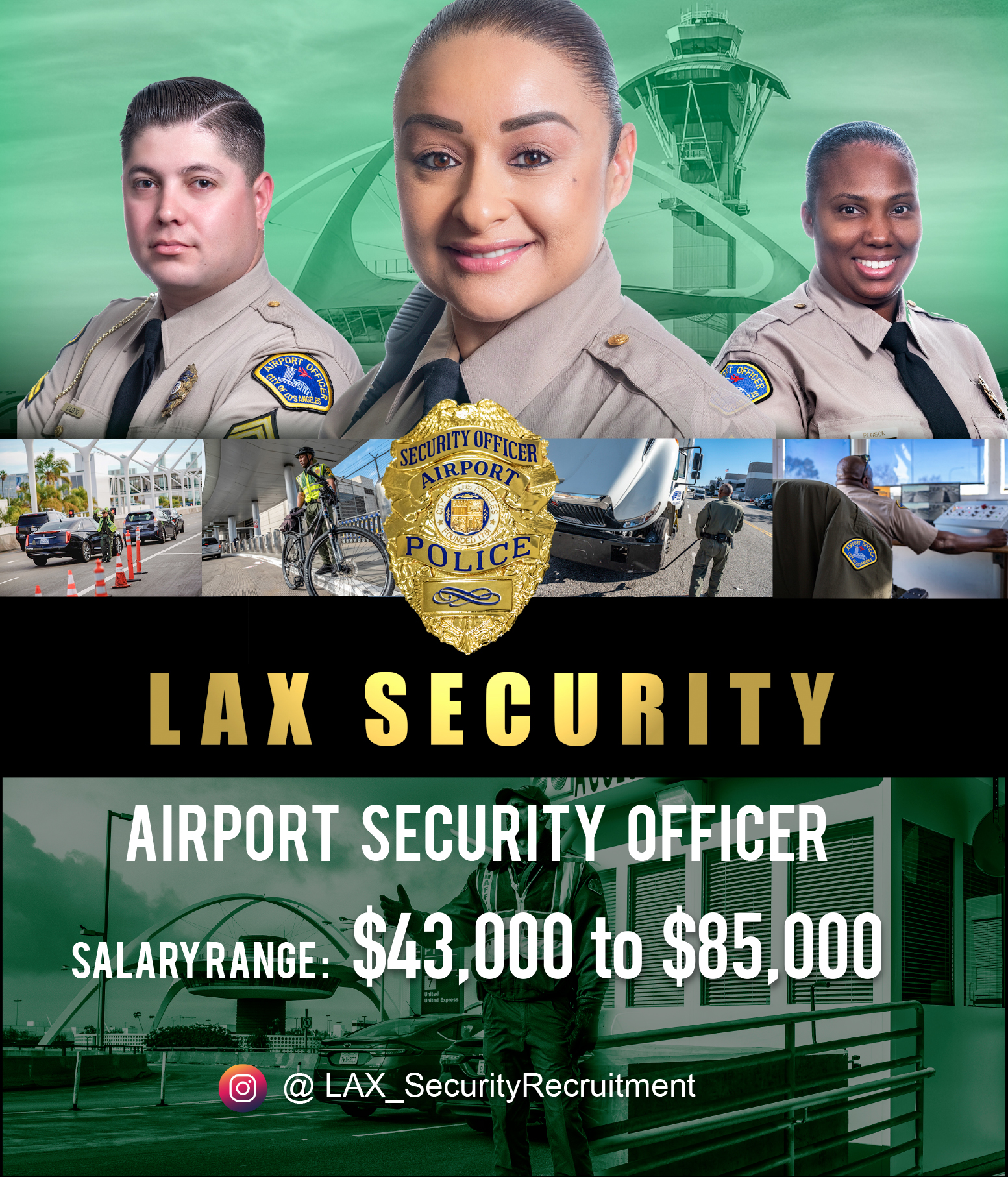 Join LAX Security Flyer
