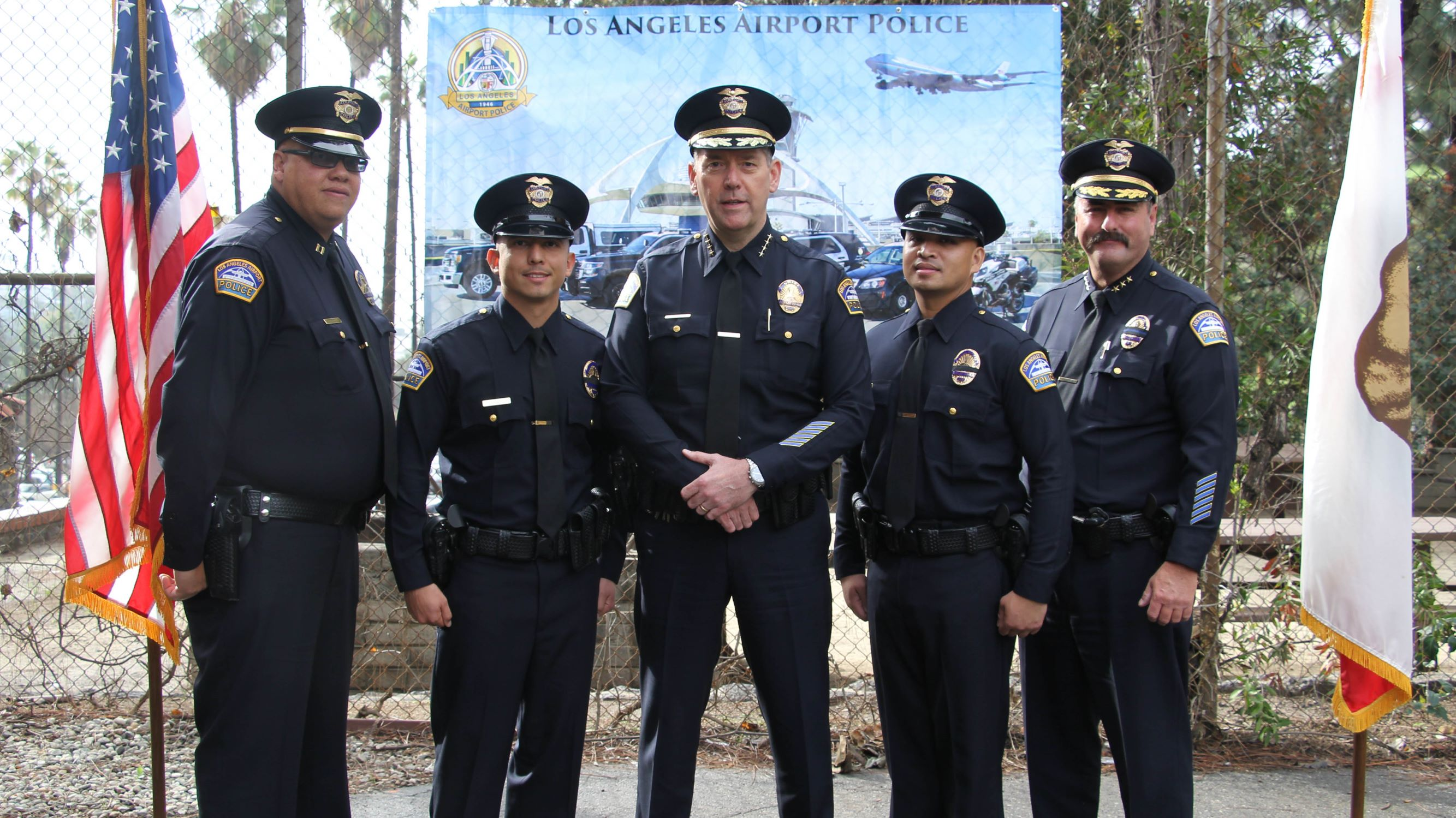 Sworn Officers